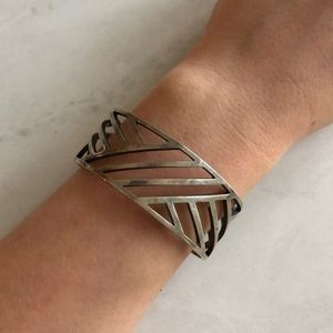 James Avery Silver Cuff Bracelet